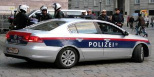 Linz police organized a large-scale action against illegal brothels