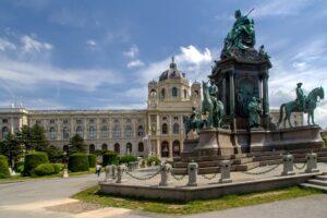 museum quarter in Vienna